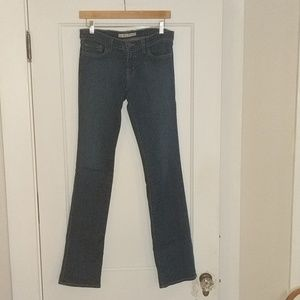 J Brand Slim Straight jeans, size 29
